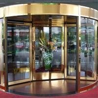 西安自动旋转门专业厂家安装价格