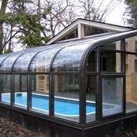 钢化玻璃阳光房阳光房价格