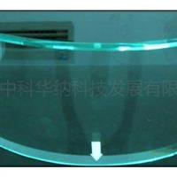 10mm厚自清洁钢化玻璃