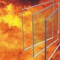 10mm防火钢化玻璃