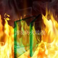博安单片防火玻璃供应
