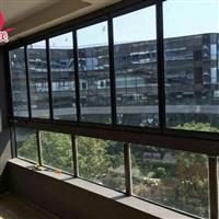 深圳优固美无框阳台窗玻璃封阳台