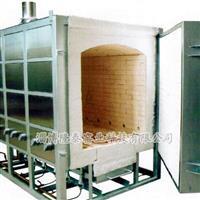 燃气梭式窑炉