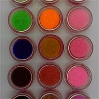 厂家直销彩色实心玻璃珠