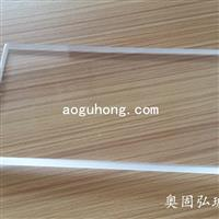 耐高温透明石英玻璃片