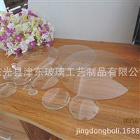供应高档钟表玻璃时尚热转印定制