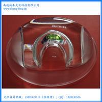 偏心光学玻璃透镜设计加工