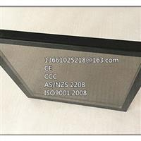供应5+9A+5mm中空玻璃