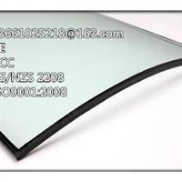 供应10mm弯钢化玻璃