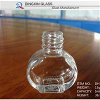 厂家生产直销5ml高档甲油瓶