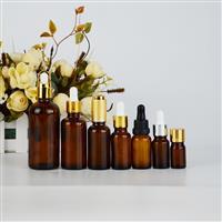 供应多种容量棕色精油玻璃瓶