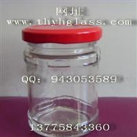 開發定制玻璃醬菜瓶
