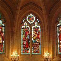 供应教堂玻璃数码喷绘陶瓷打印