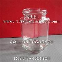 开发定制玻璃腐乳瓶
