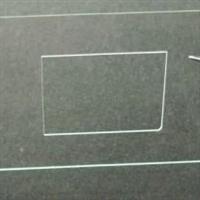 平板玻璃打孔