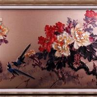 玻璃装饰画-广州玻璃先生供应