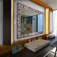 洗手间艺术镜/玻璃镜/镜子