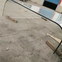 江西新余热弯玻璃