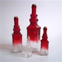 小口玻璃花瓶玻璃瓶