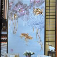 成都出售艺术玻璃拼镜