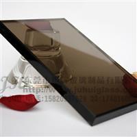 5厘铜色玻璃 8MM青铜色玻璃