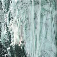 长期大量供应F绿碎玻璃