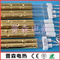镀金双孔玻璃电热管