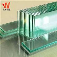 供应鑫利10mm浮法原片玻璃