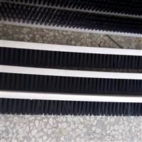 机床毛刷 pvc条形毛刷批发