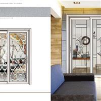 杭州铜条镶嵌玻璃