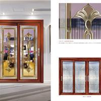 供应装饰玻璃/铜条镶嵌玻璃