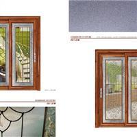 镶嵌玻璃/铜条镶嵌玻璃