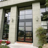 河西区安装玻璃门定做中空玻璃