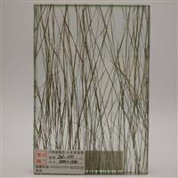 植物夹胶玻璃价格低湿法夹胶玻璃
