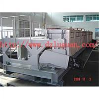 宁津鲁冠大型斜毯式加料机