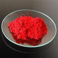 包裹型高温大红色料