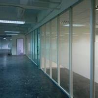 东城区安装玻璃隔断隔断门价格