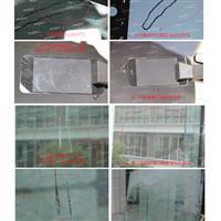 钢化中空玻璃划痕修复处理方法