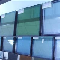 河北各类色彩镀膜玻璃临盆