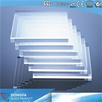 东莞优质超白钢化玻璃供应