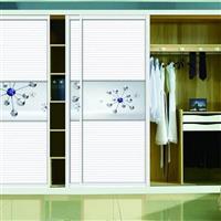 5D立体超白彩绘衣柜移门玻璃