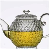 厂家供应玻璃茶具
