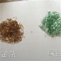 广益艺玻移门玻璃晶纹碎片