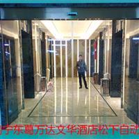 南宁酒店自动门 南宁湘淼