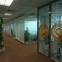 各种规格格栅玻璃供应