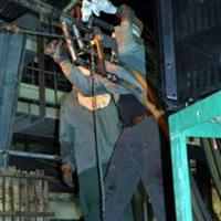 窑炉修复前检查准备/陶瓷焊补与热修