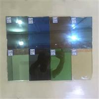 供应Low-E中空镀膜幕墙玻璃