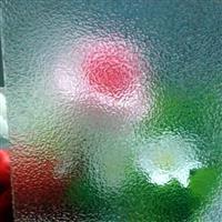 压花玻璃多种图案压延玻璃