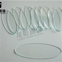 供应UV镜各种直径玻璃