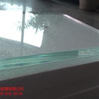超白双钢化夹胶玻璃